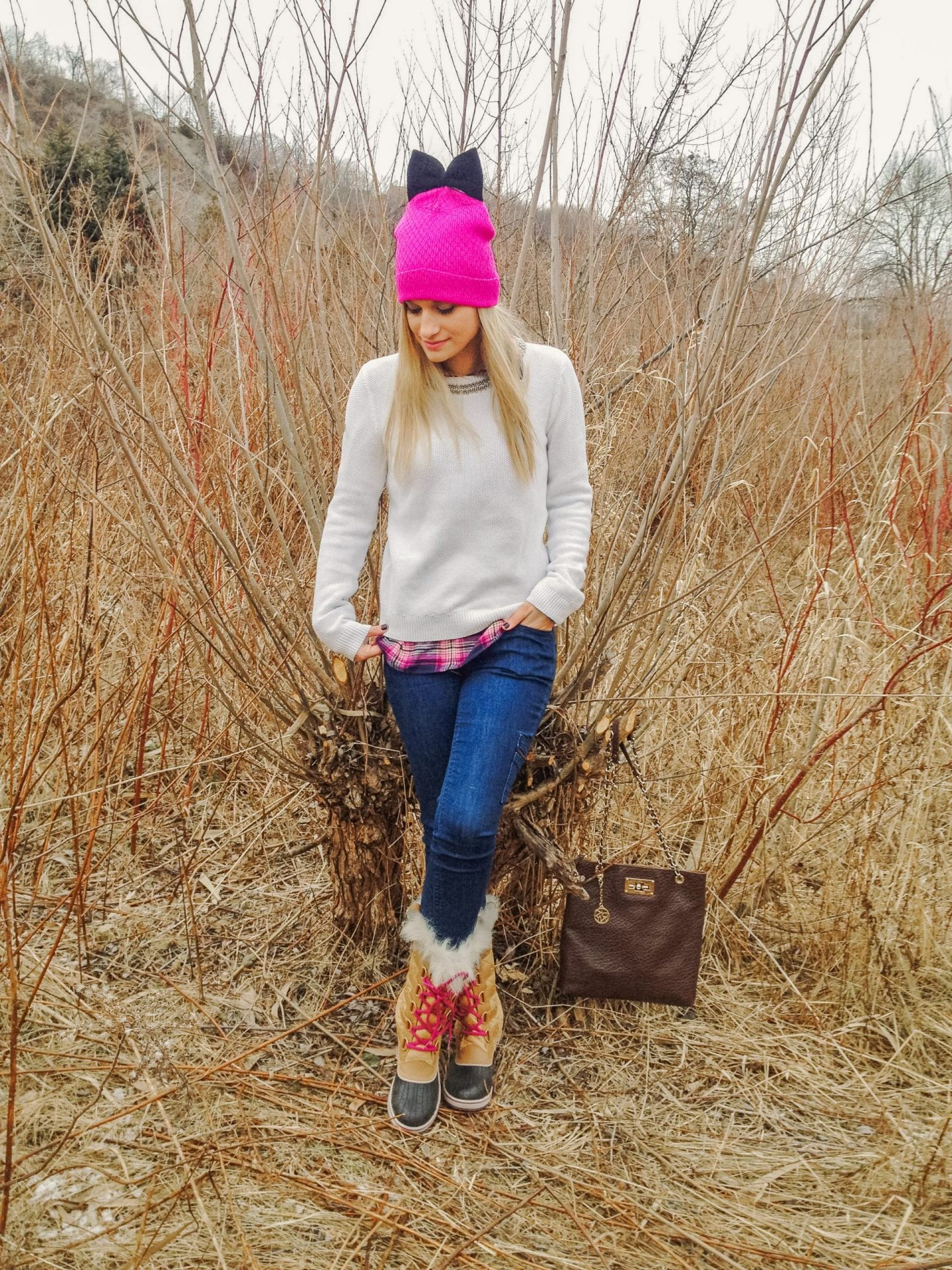 Level up your everyday winter outfit with some simple hacks
