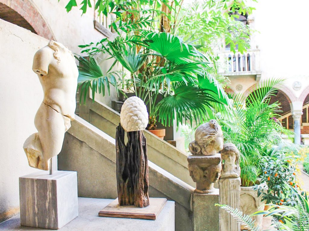 Your guide to visiting Isabella Stewart Gardner Museum in Boston. The most interesting museum you have ever been to.
