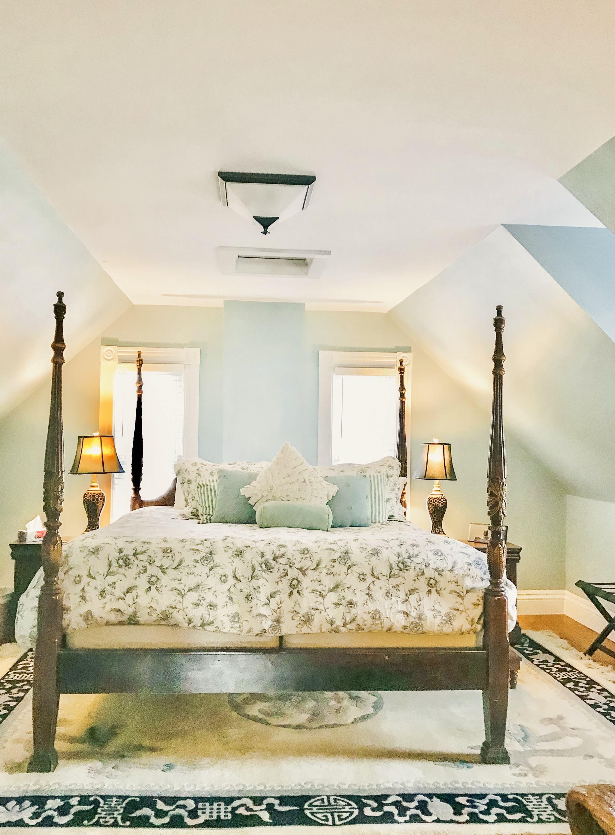 Bijuleni - Ste Anne's All Inclusive-Spa Resort - Vista Lago Cottage Bedroom