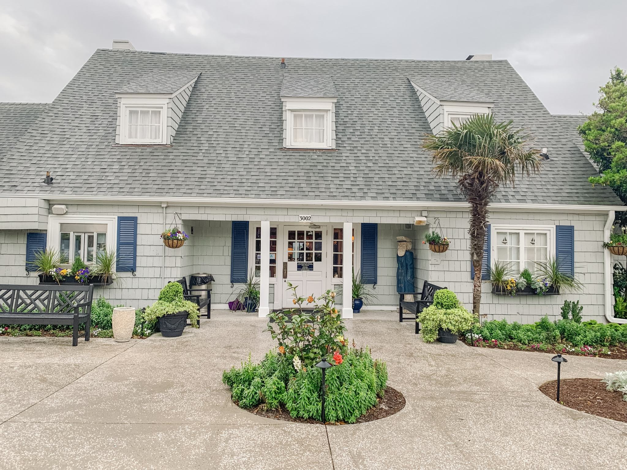 Bijuleni- Sea Captains House, Myrtle Beach