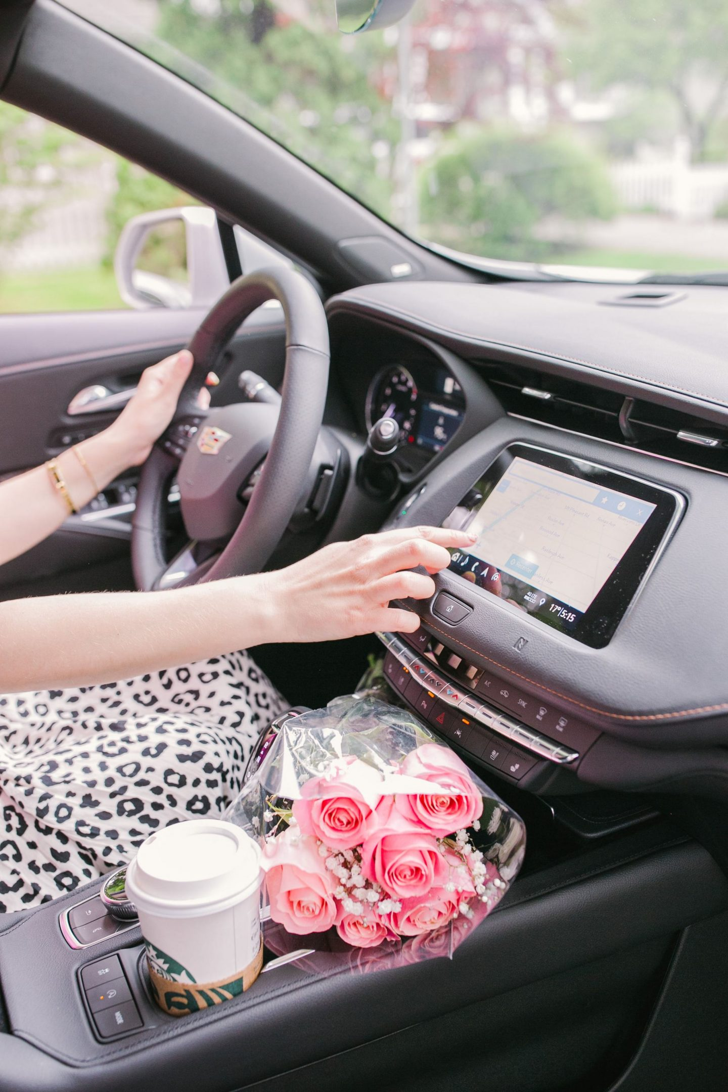 Cadillac XT4 Infotainment