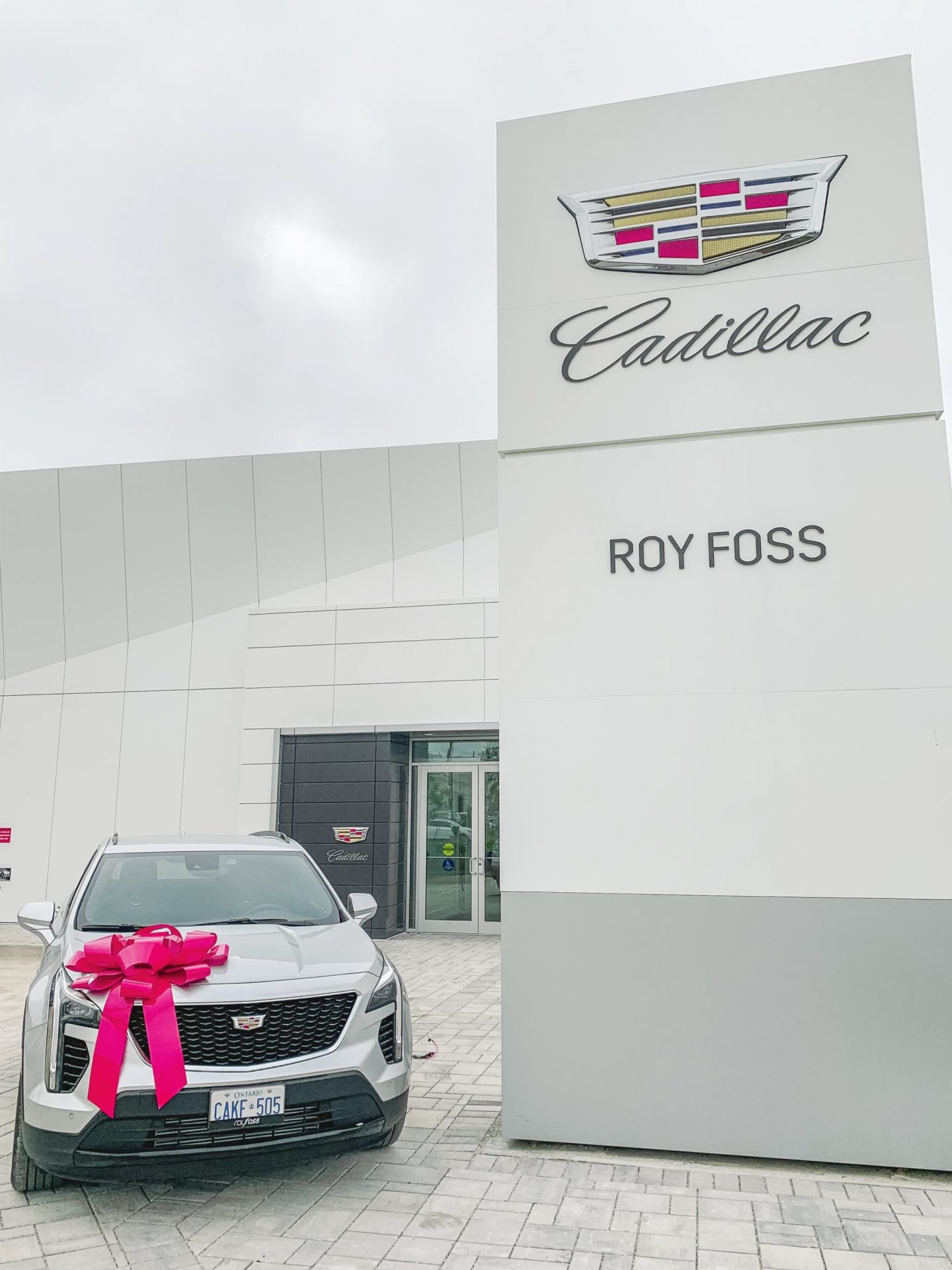 Cadillac Roy Foss Woodbridge
