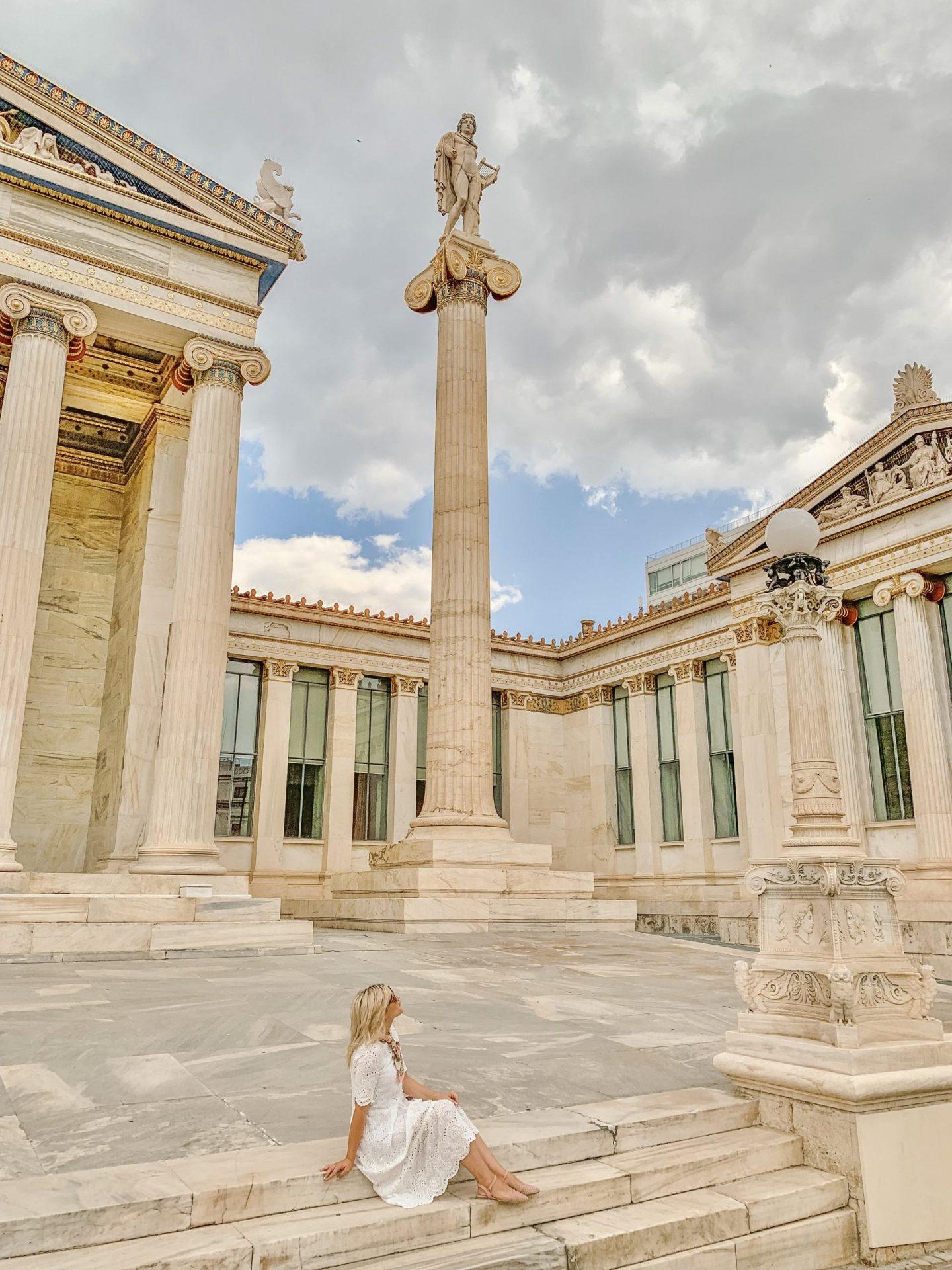 Bijuleni - Academy of Athens, Greece