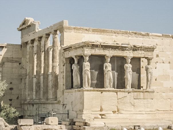 Bijuleni - Parthenon Acropolis, Greece