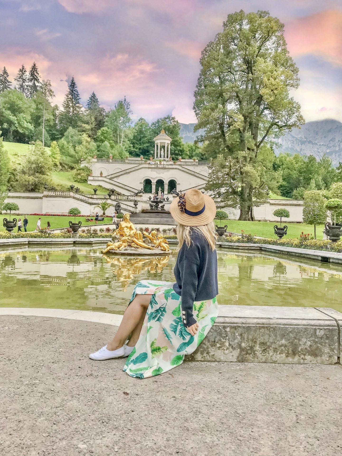 Bijuleni -Linderhof Palace Day Trip