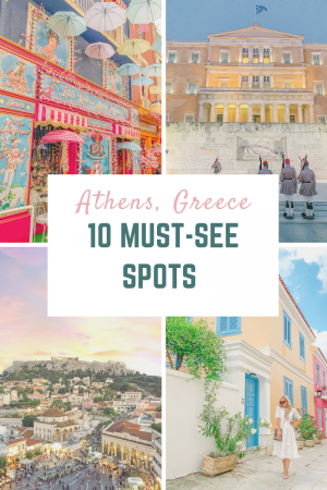 Bijuleni | 10 Best things to see in Athens, Greece