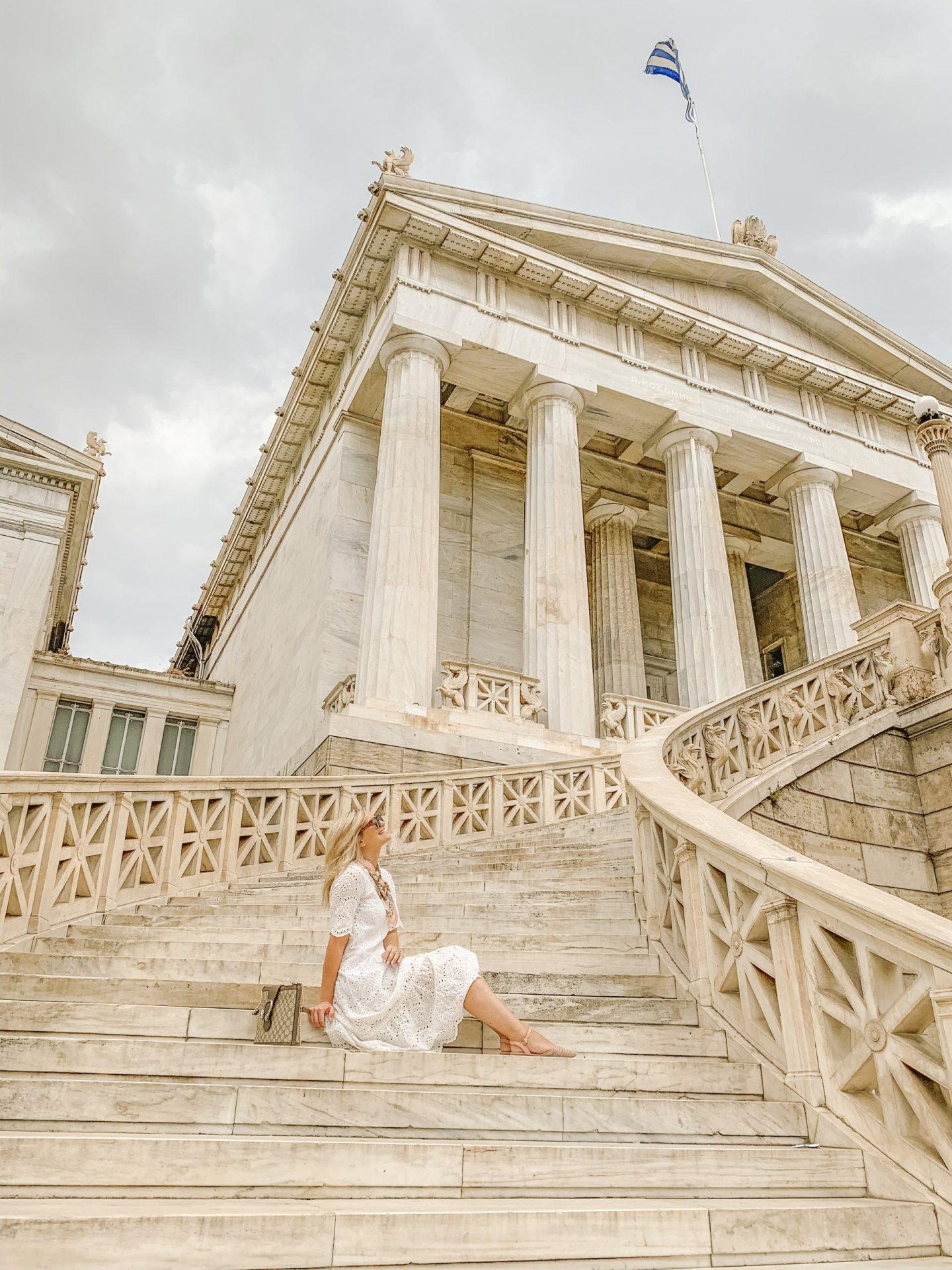 Bijuleni - National Library of Athens, Greece
