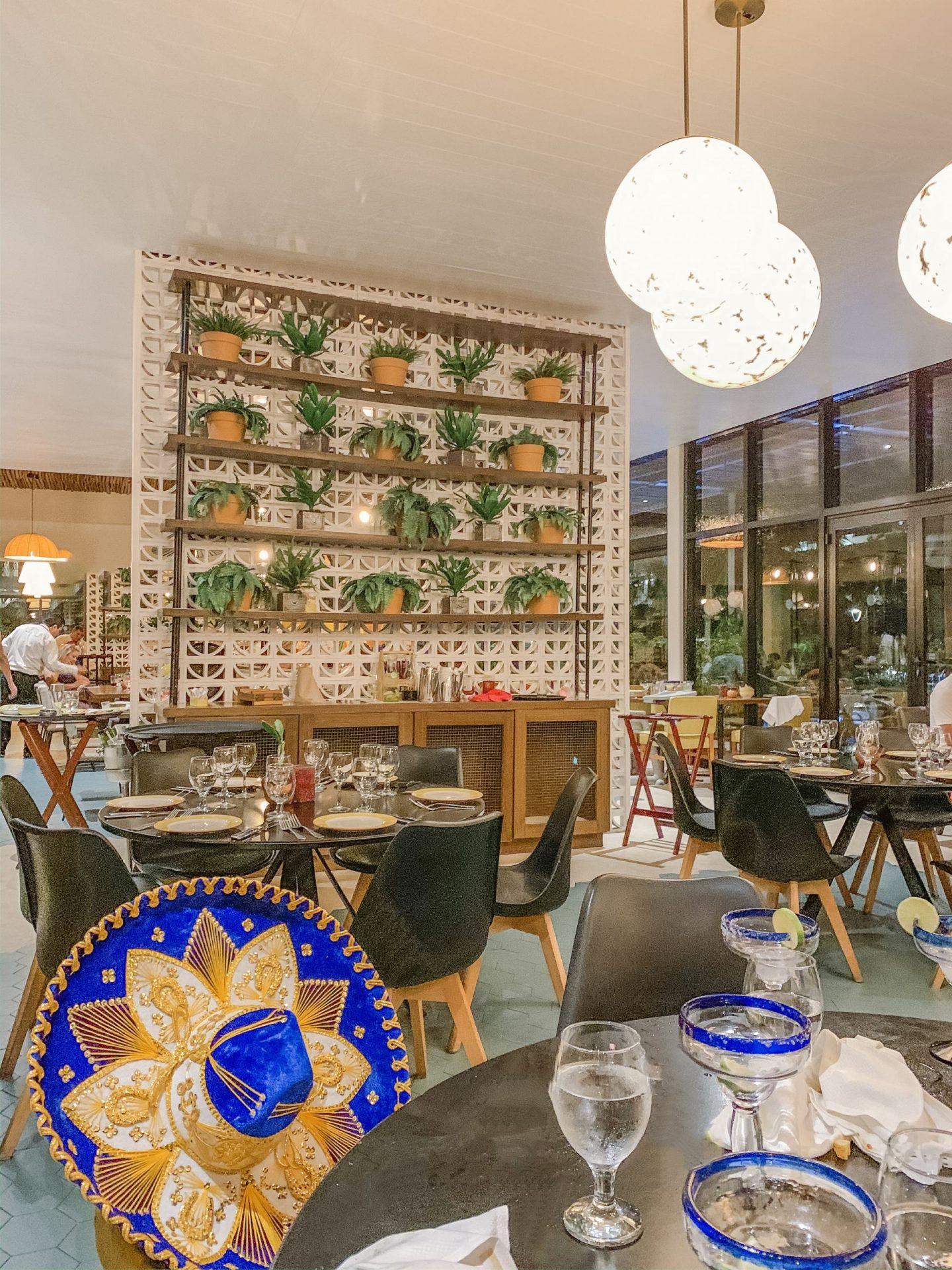 Ocean Riviera Paradise All Inclusive Restaurant Review