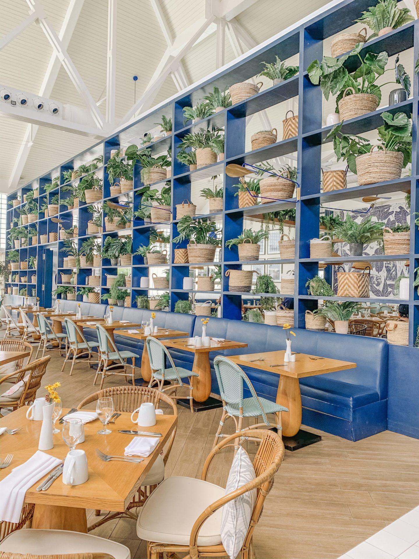 Ocean Riviera Paradise Review, Amaranto Buffet Restaurant