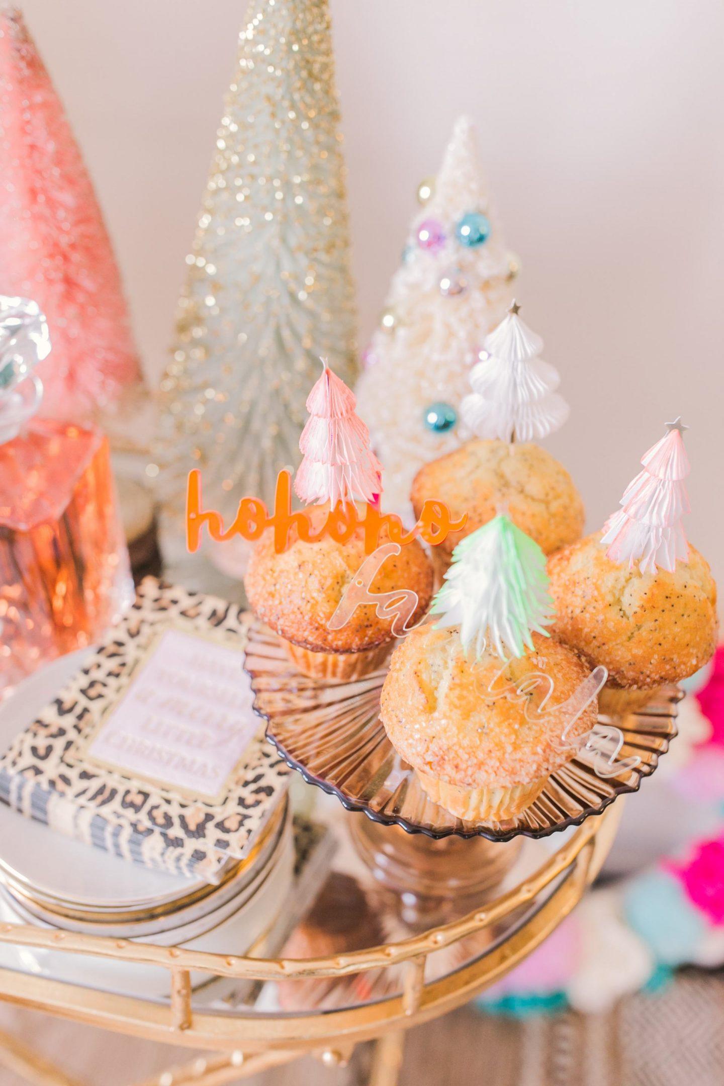 Tips for Decorating Your Holiday Bar Cart - Bijuleni