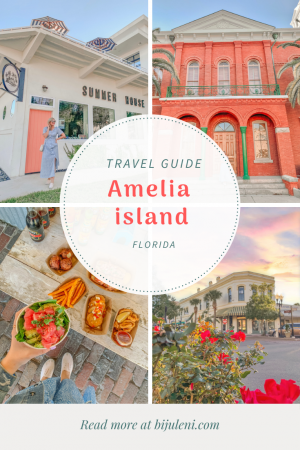 Bijuleni | Travel Guide to Amelia Island Travel Guide