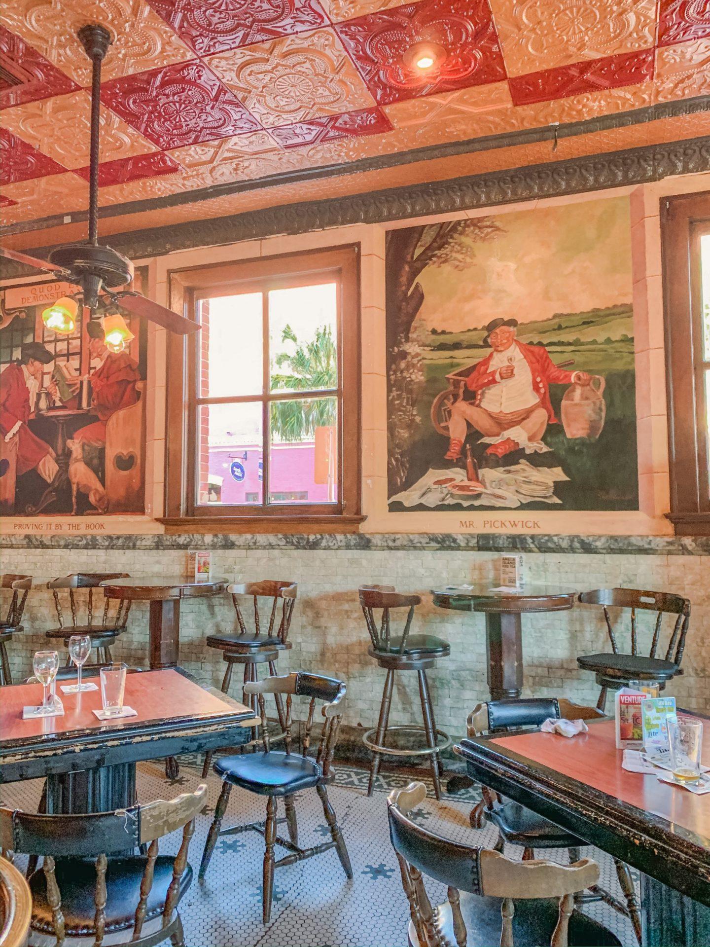 Bijuleni | Amelia Island Travel Guide - The Palace Saloon
