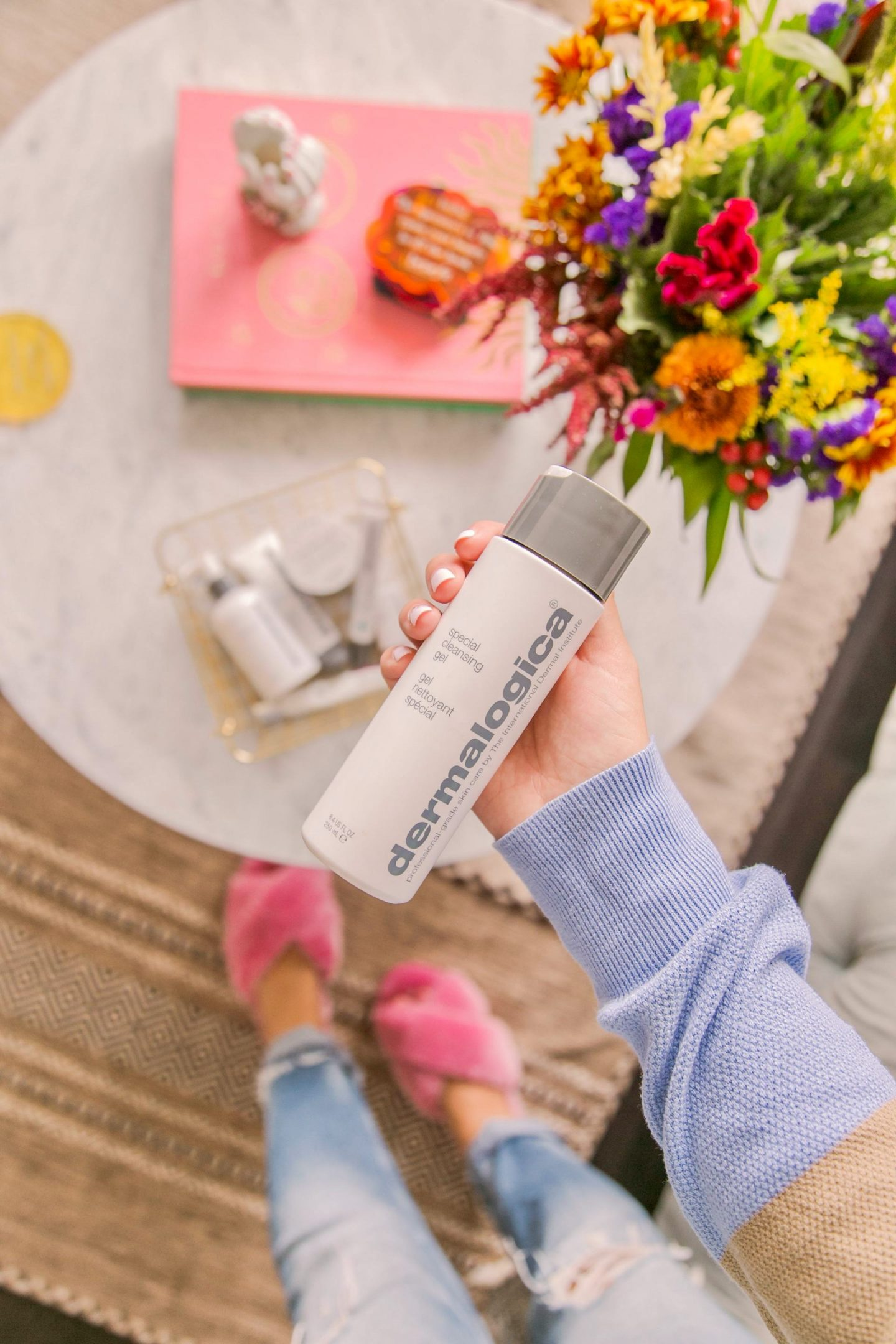 The best Dermalogica Special Cleansing gel for acne prone skin