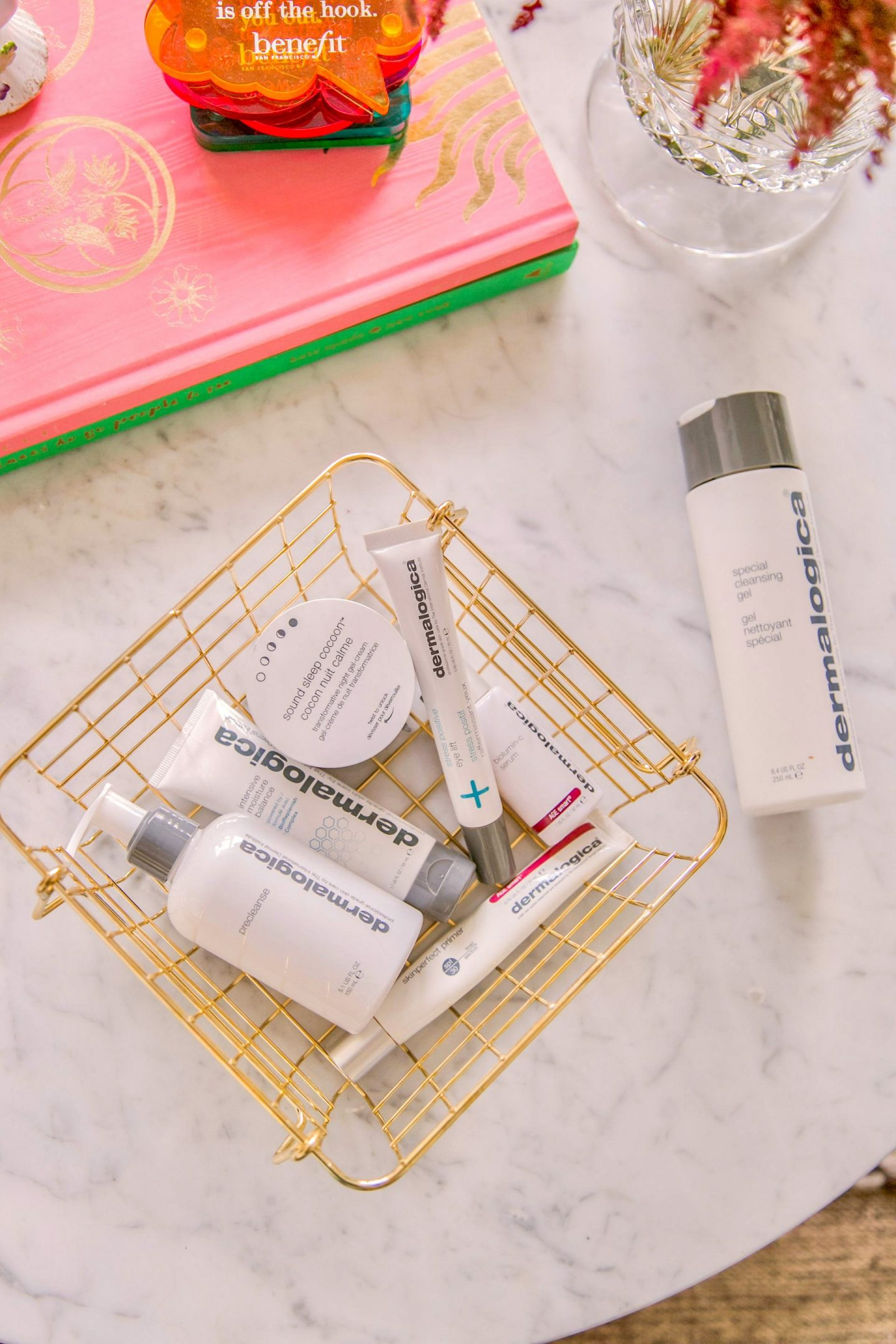 My favourite Dermalogica Skincare Products For Acne and Combination Skin