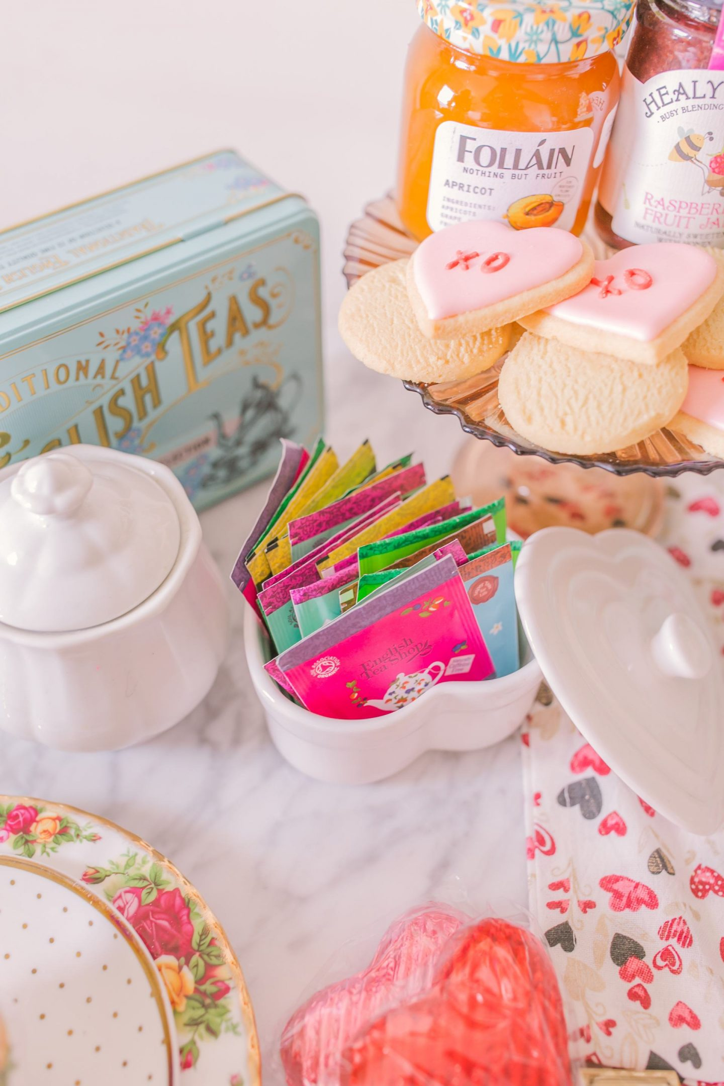 What teas to serve for an afternoon tea party