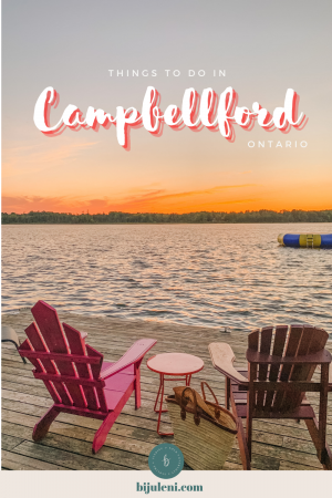 Fun things to do in Campbellford, Ontario