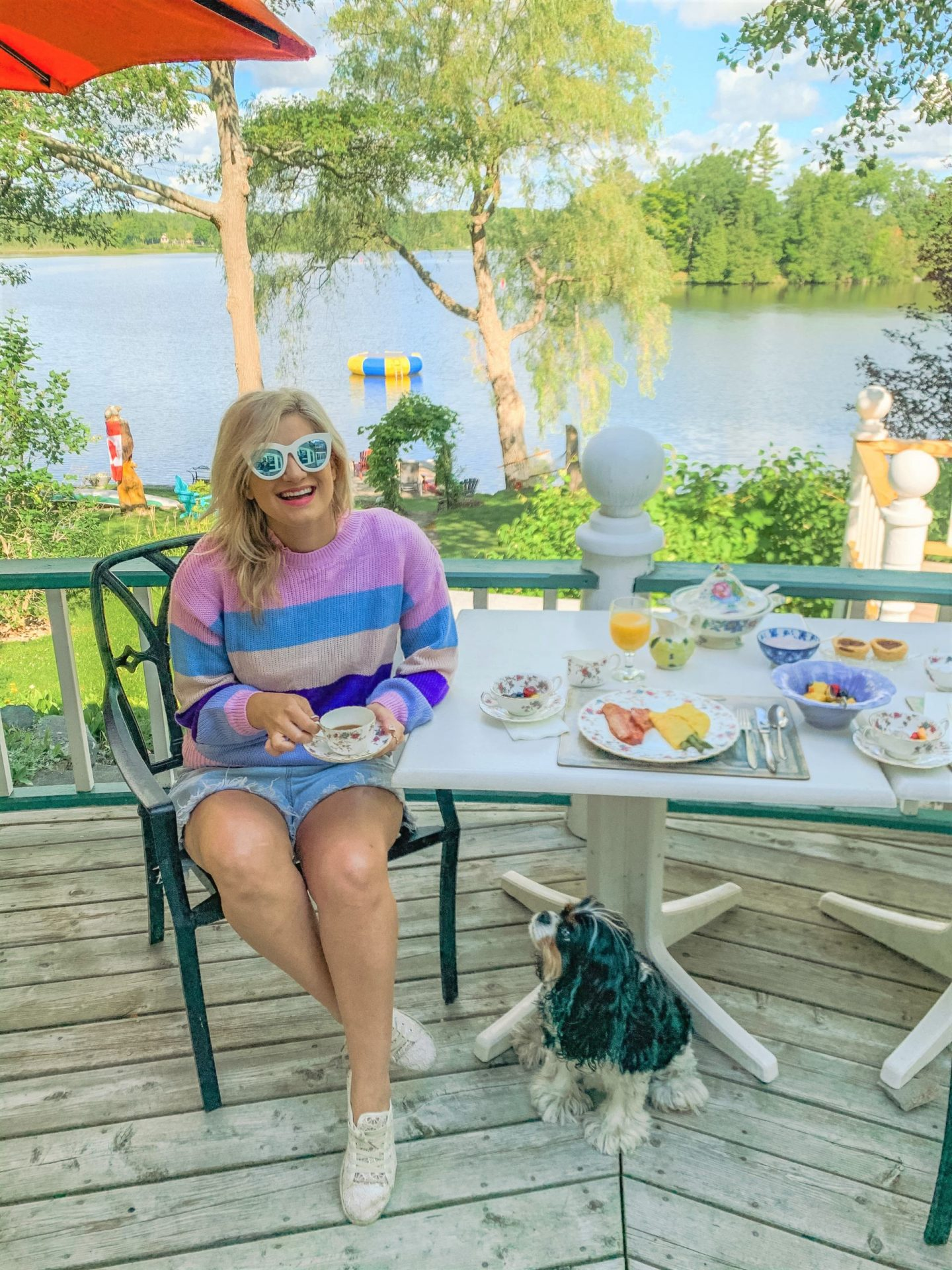 Our ultimate guide to Campbellford Ontario. Everything you need to know about your next summer getaway at Northumberland County.
