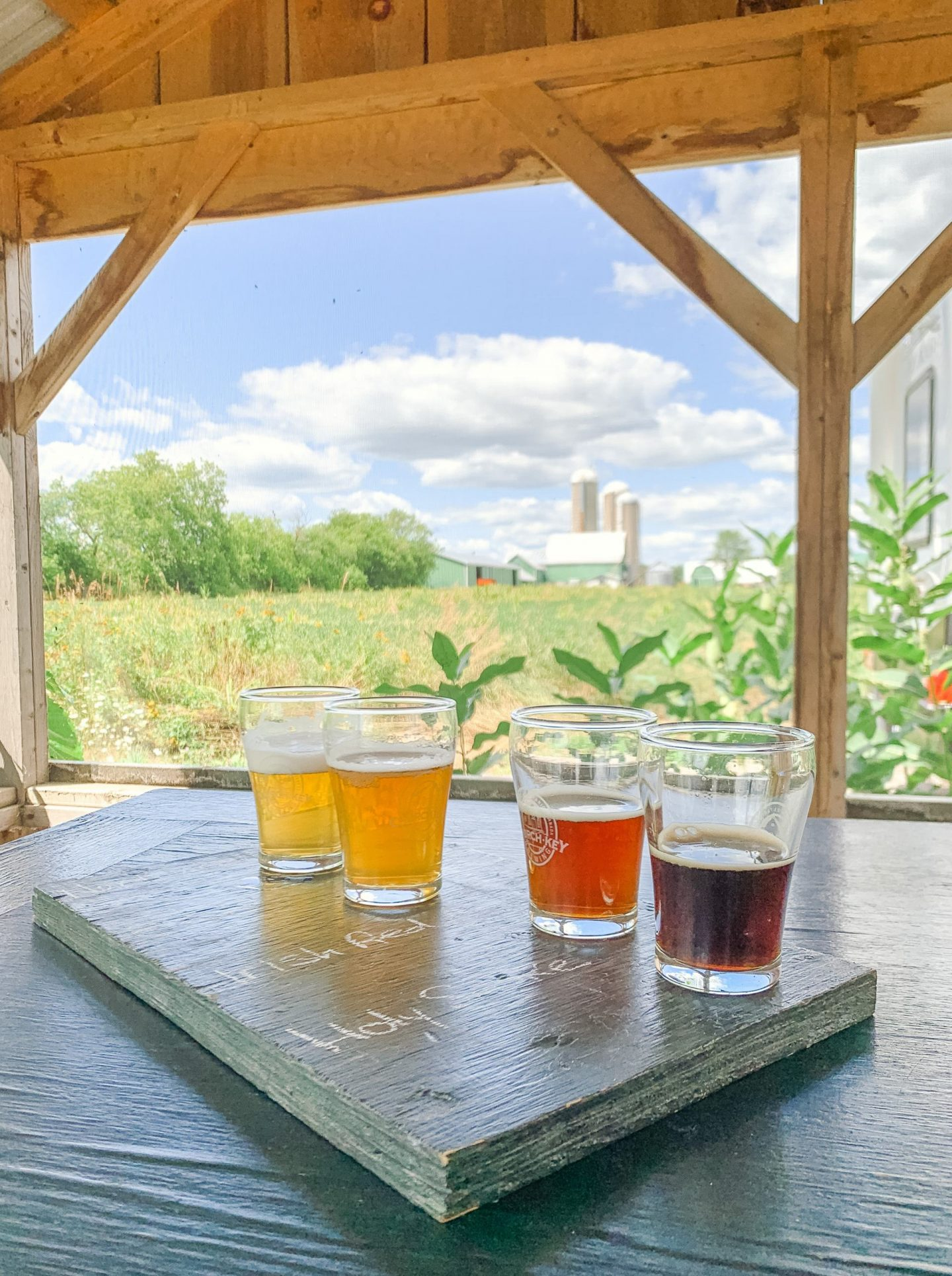 Beers to try at Church Key Microbrewery in Northumberland