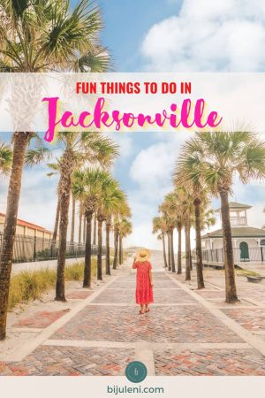 The ultimat guide to Jax, Florida. Everything you need to know about your trip to this unique and fun city that will blow you away